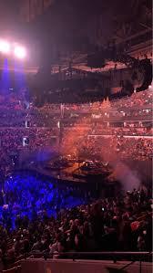 Justin Timberlake Boston Seating Chart Td Garden Section Club 111 Row E Seat 3 Justin