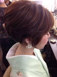 着物色々ヘアー 結婚式や卒業式のヘアセットの参考にもぞうぞ