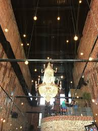 houston s hearsay gastro lounge attracts repeat customers with good looking chandelier