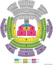 Mercedes Benz Superdome Tickets And Mercedes Benz Superdome