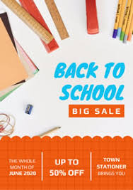 School Poster Designs Free Education Poster Flyer Designs Designcap Poster Flyer Maker