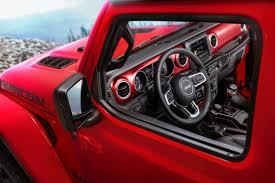 2018 Jeep Wrangler interior photos released | The Torque Report