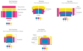 32 Veritable Curran Theatre Seating For Incredible Sioux