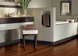 Armstrong Vinyl Plank Flooring    Looks Like Real Wood Floors (and  Completely Water