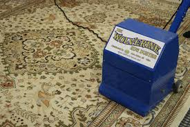 synthetic rugs are typically machine woven and use man made materials that are purposely crafted to imitate the look and feel of natural fibers such as silk