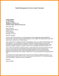 Examples Of Good Cover Letters For Internships Letter Example How