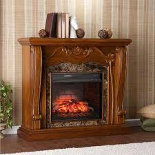 montgomery 45 25 in w infrared electric fireplace