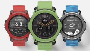 Nixon Watch Display Stand Classy Nixon The Mission Android Wear Guide