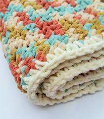 Bernat Baby Blanket Yarn Patterns Awesome Easy Crochet Baby Blanket Pattern Baby Pinterest Crochet