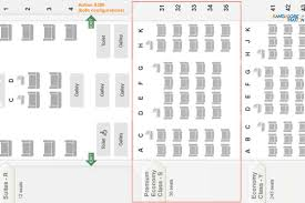 Airbus A380 800 Seating Chart 2018 World Of Reference