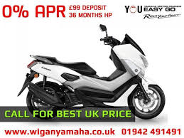 yamaha n max 125 abs 0 finance 99 deposit 125cc learner legal scooter