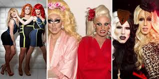Rupauls Drag Race 7 Queens Who Are Best Friends And 8 Who Are