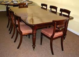 regency dining room furniture a rare opportunity to own an antique regency dining room table circa