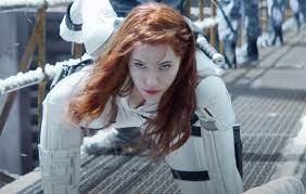 Scarlett Johansson on playing Black ...