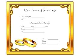 Free Islamic Marriage Certificate Template Keepsake Fake Wedding