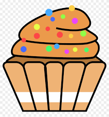 Cupcake Clipart Free Baked Goods Clipart Cute Frames Clip Art Of