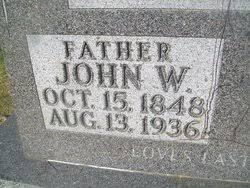 Rev John Wesley McDaniel (1848-1936) - Find A Grave Memorial