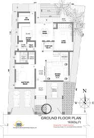 winsome kerala modern house plans elevation sq ft home design fascinating villas home modern villa floor plan