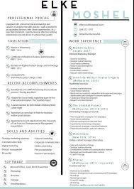 I Want To Make My Resumes Heres What Your Resume Should Look Like In 2018 Learn