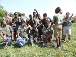 Teens helping the world