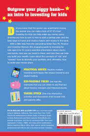Investing for Kids: How to Save, Invest, and Grow Money: Amazon.de:  Redling, Dylin, Tom, Allison, Grech, Veronica: Fremdsprachige Bücher