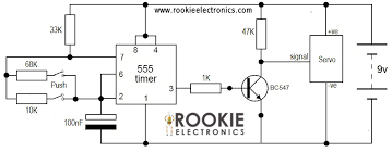 dc servo motor controller circuit diagram images dc servo motor servo motor 555 circuit diagram on simple controller