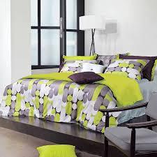 guest bed 820tc modern green gray duvet cover set duvet cover sets