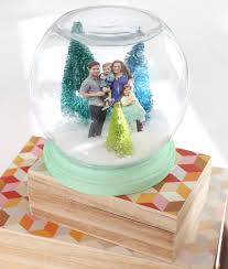 this year however i wanted to try something diffe so i decided to add a personalized touch to my diy snow globe and it turned out oh so cute