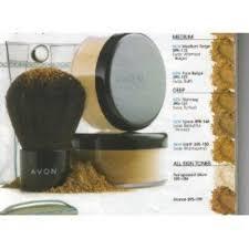Avon Smooth Minerals Foundation Transparent Glow Powder 0 2