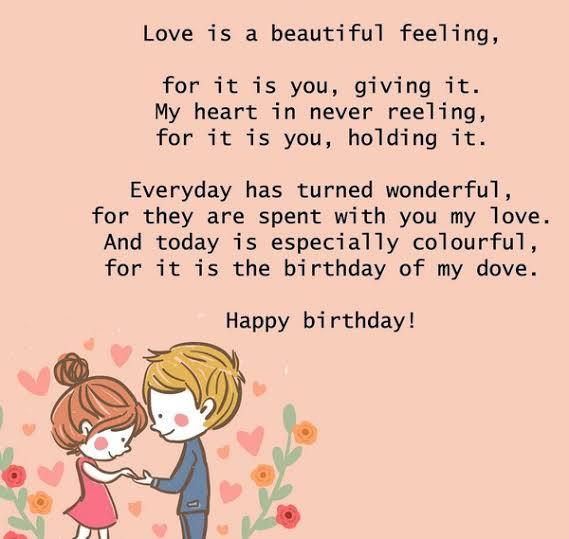 happy birthday poem for friend