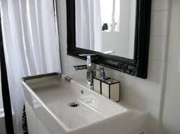 Ikea Bathroom Canada Before After The Main Bathroom