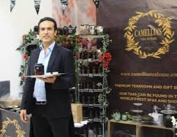 Ajit Madan appointed the UK's first ITEI Master Tea Sommelier ...