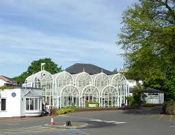 birmingham botanical gardens entrance buildings