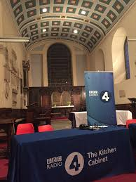 the kitchen cabinet bermondsey bbc radio4