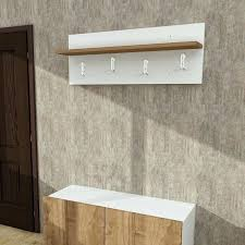 wall coat rack modern wall mounted coat rack wall coat rack with shelf ikea