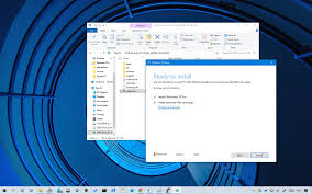 How To Upgrade Windows 8 To Windows 10 How To Upgrade Windows 10 Mounting An Iso File In File
