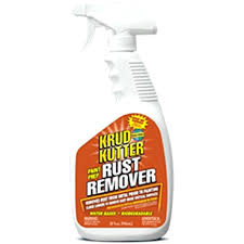 spray on rust remover strong arm msds for chrome
