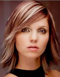Medium Hairstyles Layers Flipped Out Medium Length Hairstyle Hair Pinterest Best