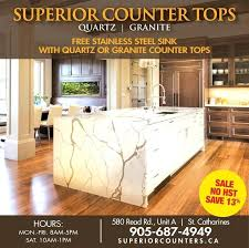 superior counter tops large images