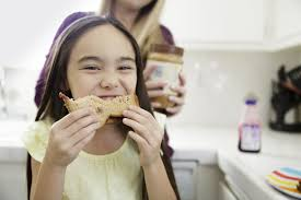 eating a peanut butter and jelly sandwich. Mom Who Let Eat In Shopping Cart Branded Monster By Parenting Forum SFGate To Eating Peanut Butter And Jelly Sandwich