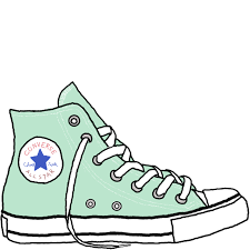 converse shoes clipart. pin drawn sneakers cute shoe #11 converse shoes clipart