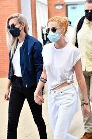 Kristen Stewart arrives in Venice with ...