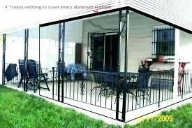 mosquito netting patio net for porch awning screens and custom made screen kits square feet h canopy