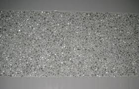modrocks 100 recycled clear glass tile