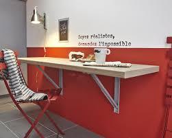 Gagner De Lespace Avec Cette Table Rabattable Leroy Merlin