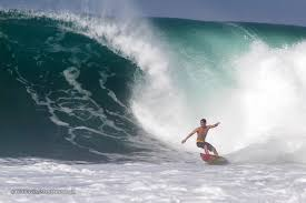 Keramas Beach In Bali Popular Surfing Spot In Gianyar