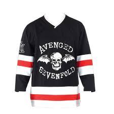 red seven hockey jersey