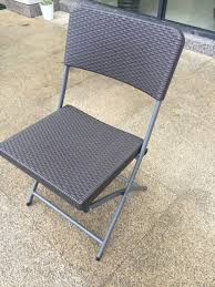 china whole new imitation rattan plastic folding chair garden chair outdoor leisure chair china imitation rattan chair portable chair