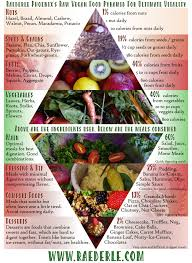 Raederle Food Pyramid Physician Heal Thyself Vegan Food