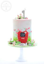 Small Picture The 25 best Garden birthday cake ideas on Pinterest Garden